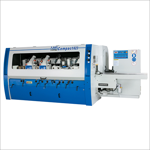 4-Side Moulder Machine