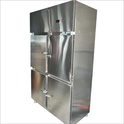 Four Door Vertical Refrigerator