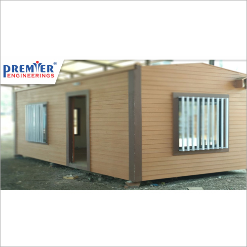 Industrial Portable Cargo Container