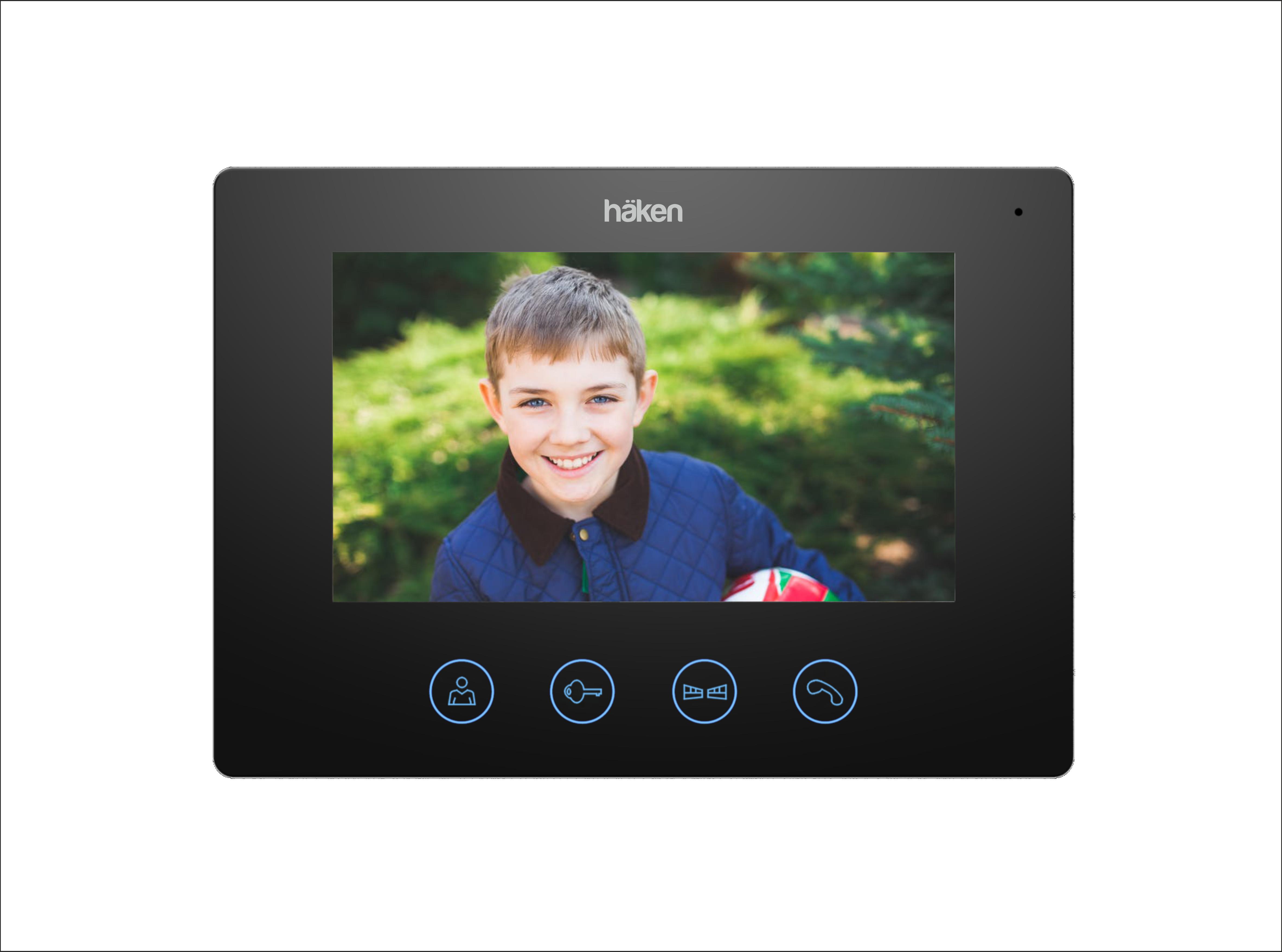Video Door Phones- HVDP-WF30 & BL-40