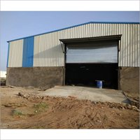 MS Prefabricated Shed