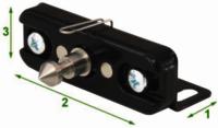 Digital Furniture Locks - Solo Invisible Bluetooth Lock