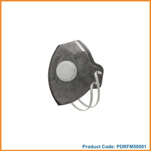 Fold Flat Style Respirator - FFP2