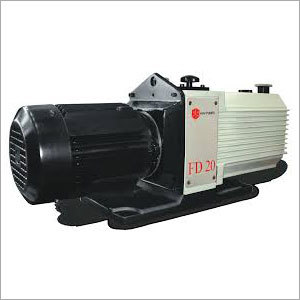 Double Stage Oil Sealed Rotary Vane Vacuum Pump