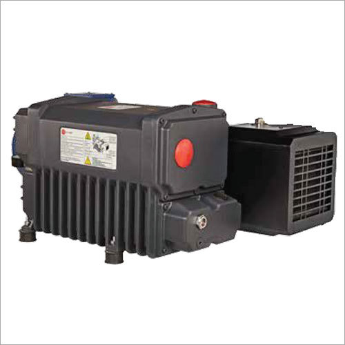 Single Stage Oil Sealed Rotary Vane Vacuum Pump