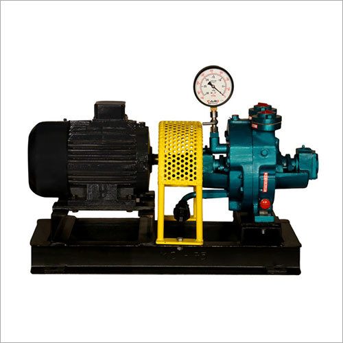 Single Stage Watering Vacuum Pump