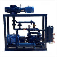 Two Stage Watering Vacuum Pump with Mechanical Seal