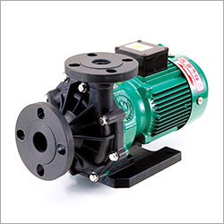Horizontal Seal Les Magnetic Drive Pump
