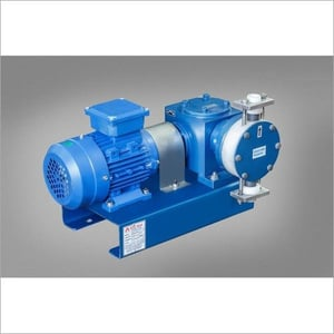 Mechanically Actuated Diaphragm Pumps