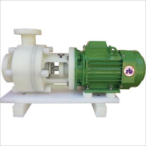 Polypropylene-Polyethylene (PP-PE) Monoblock Pumps