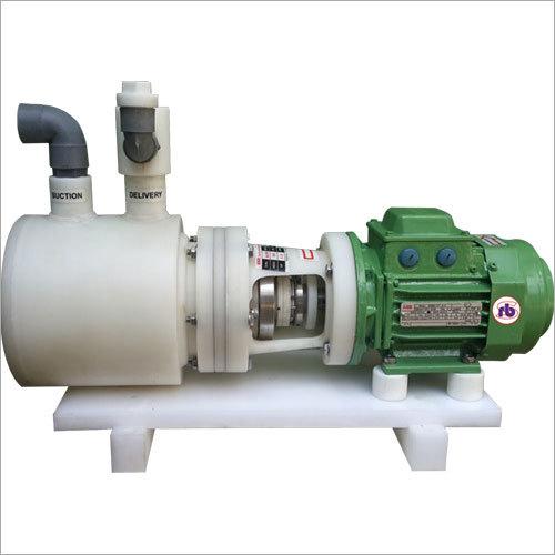 Polypropylene-Polyethylene (PP-PE) High Performance Self Priming Pumps