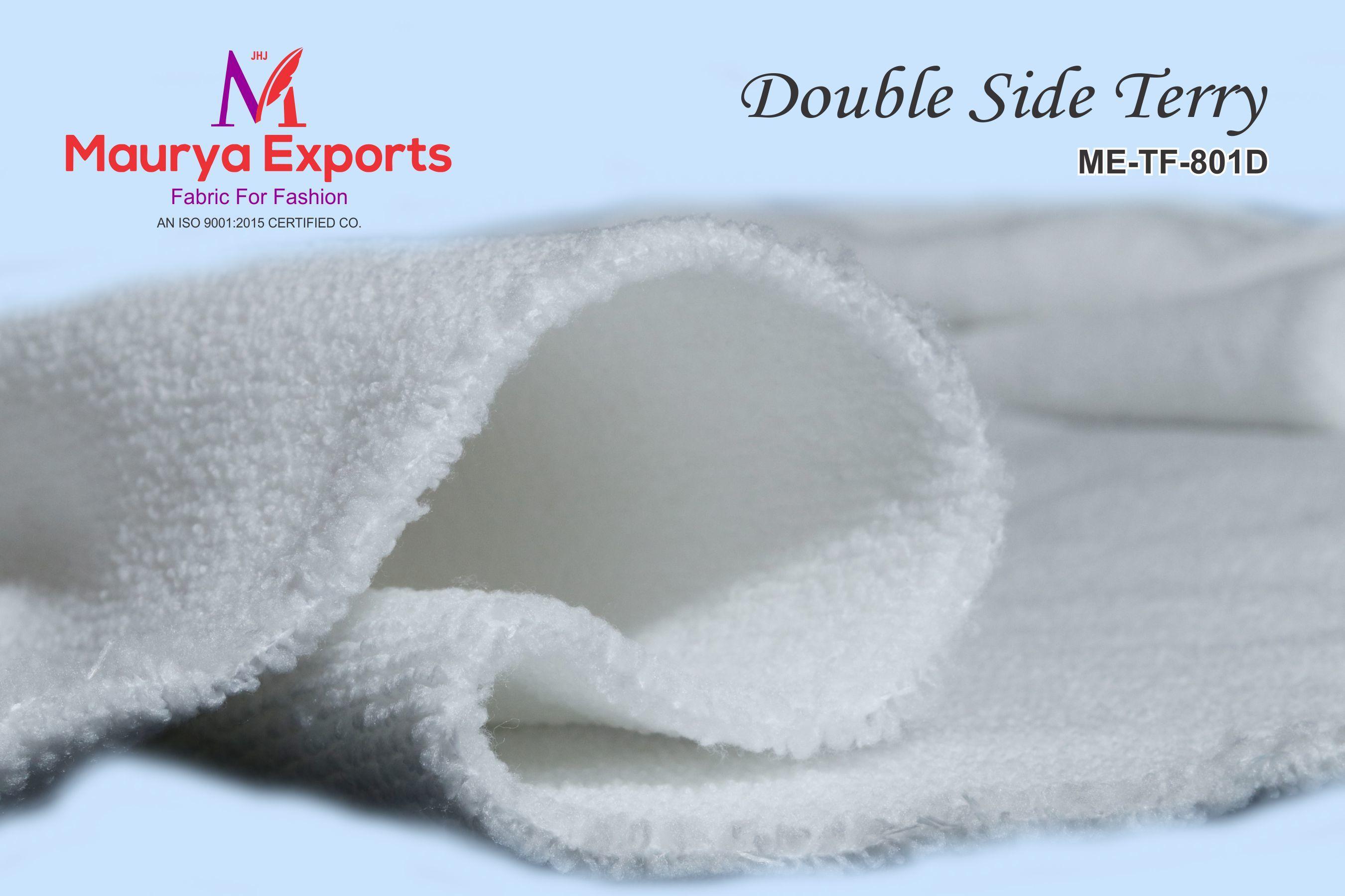 Microfiber Terry Towel Fabric