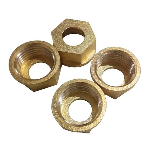 Brass Collar Nut