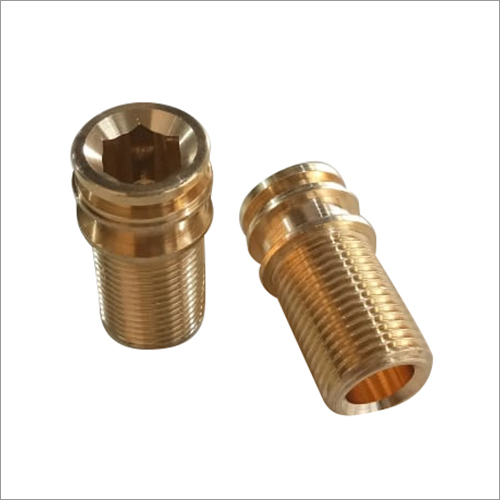 Brass Sanitary Nipple