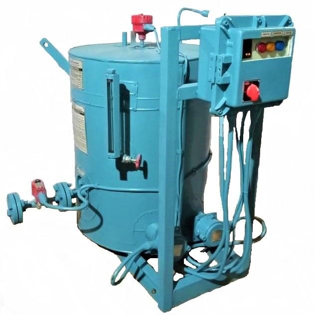 Industrial LPG Vaporizer