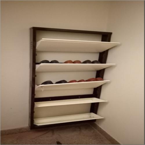 5 Rack Wall Mounting Shoe Rack