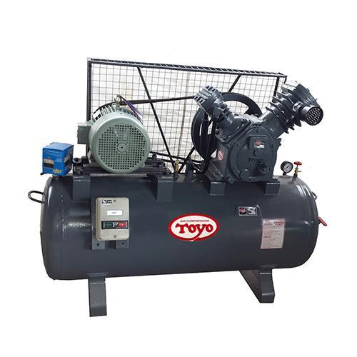 Reciprocating Double Stage Air Compressor