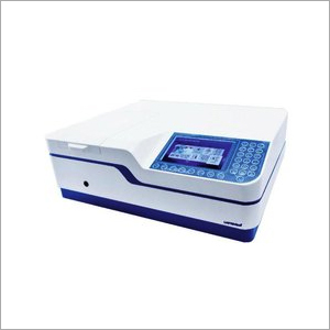 Double Beam Microprocessor UV Vis Spectrophotometer