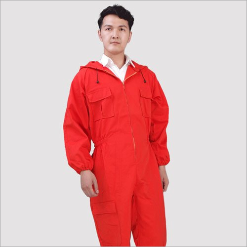 Industrial Protective Coveralls
