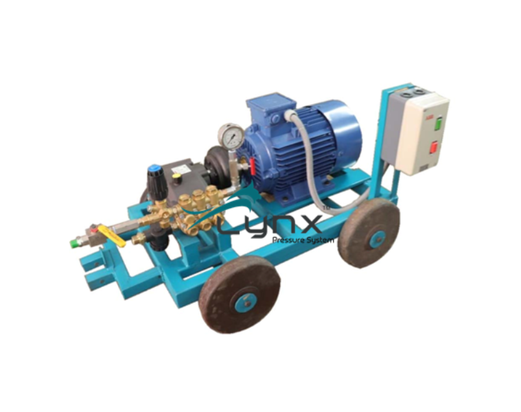 HAWK High Pressure Triplex Plunger Pump