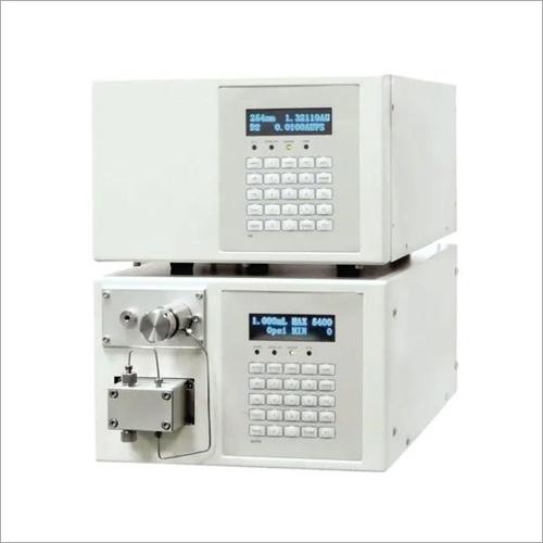 Electric High Pressure Liquid Chromatograph