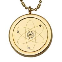 NMT Gold Pendent