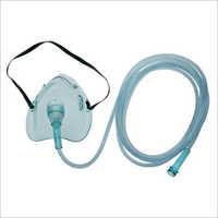 Disposable PVC Oxygen Pediatric Mask