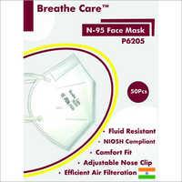 Breathe Care N95 Reusable Face Mask