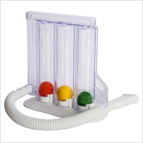 Three Ball Respiratory Exerciser Spirometer