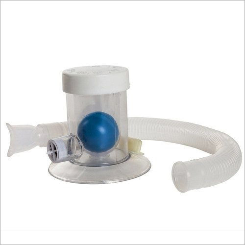 Single Ball Respiratory Exerciser Spirometer