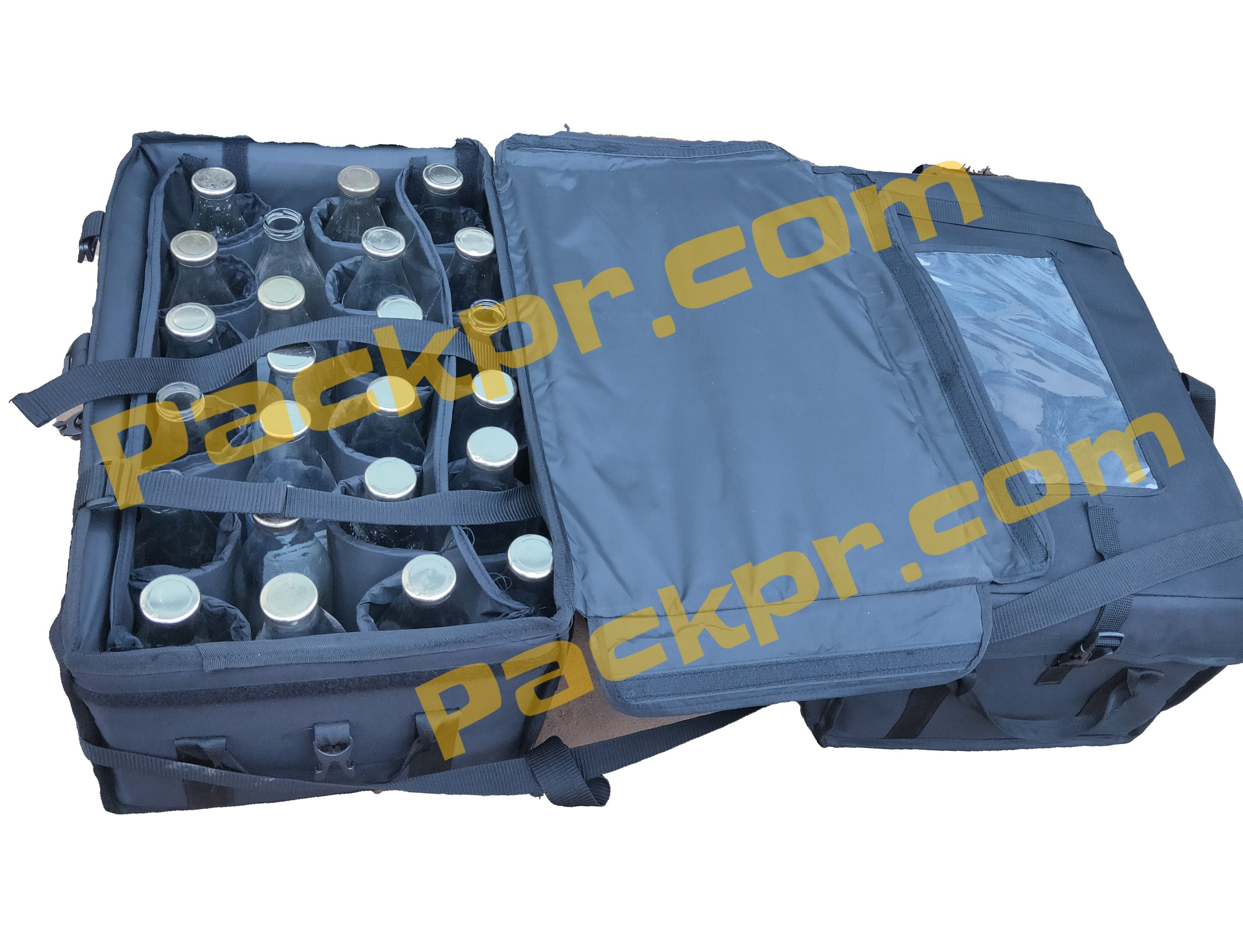 Milk Bottle Delivery Bags