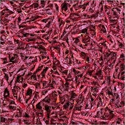 Dry Red Chilli Certifications: Iec