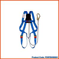 Full Body Harness + Rope Lenyard + Karabinal