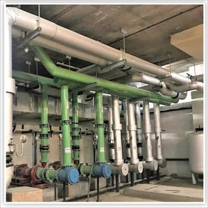 SITC, Maintenance of Chilled Water System