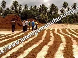 Cocopeat for Farming