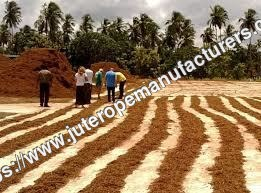 Cocopeat for Farming