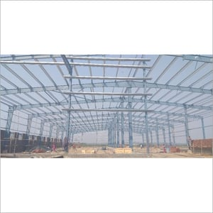 Industrial Prefabricated Warehouse Shed