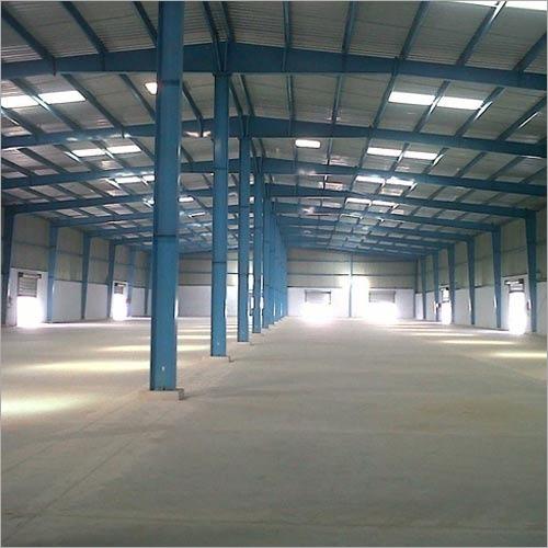 Industrial Prefabricated Steel Shed