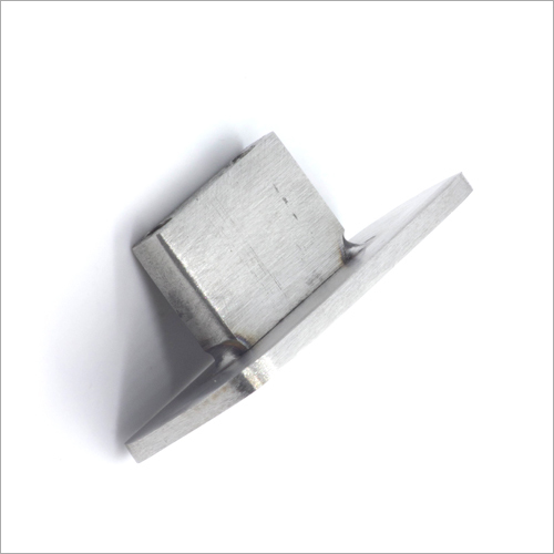 Steel SQ Knob