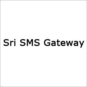 Sri SMS Gateway