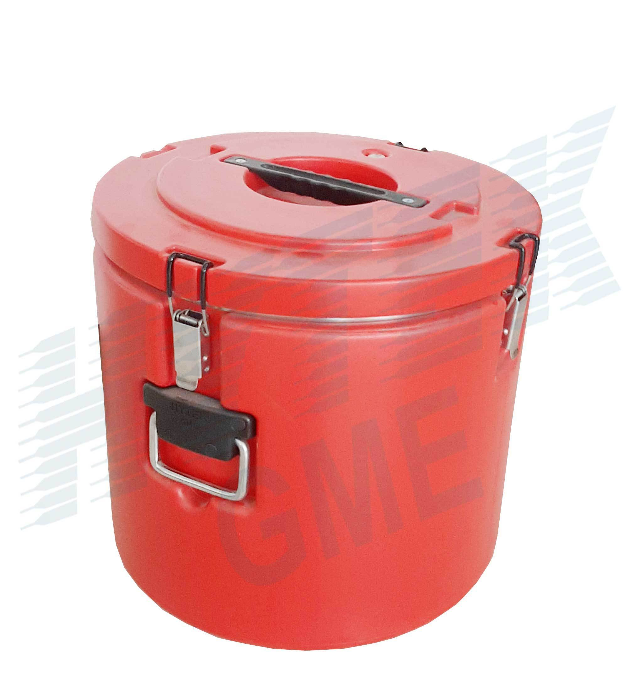 Insulated Food Container (Round, 32 Ltr.)