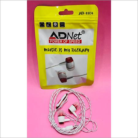MOBILE EARPHONE MODEL NO. ADNET HF-1104B