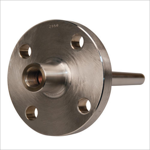 Stainless Steel Flanged Thermowell