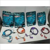 MOBILE EARPHONE 5 COLOUR MODEL ADNET HF-1114