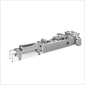 Automatic Paper Bag Tube Forming Machine
