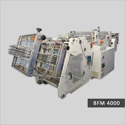 BFM 4000 Paper Box Making Machine