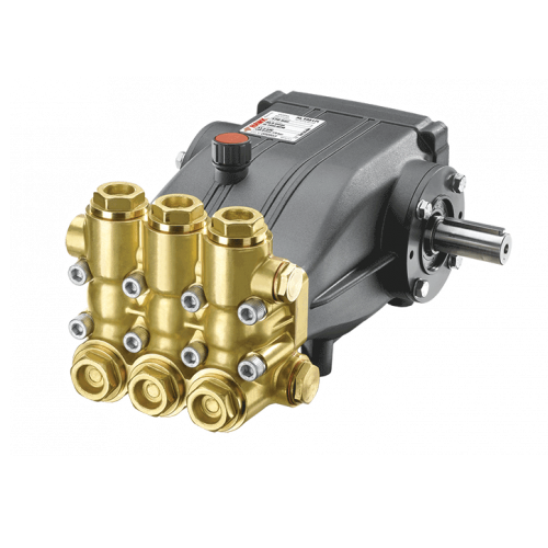 HAWK Triplex High Pressure Plunger Pumps