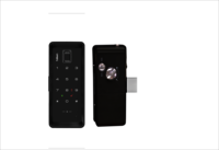 Digital Door Locks-Hdl-R32N -2 Way Rim Lock