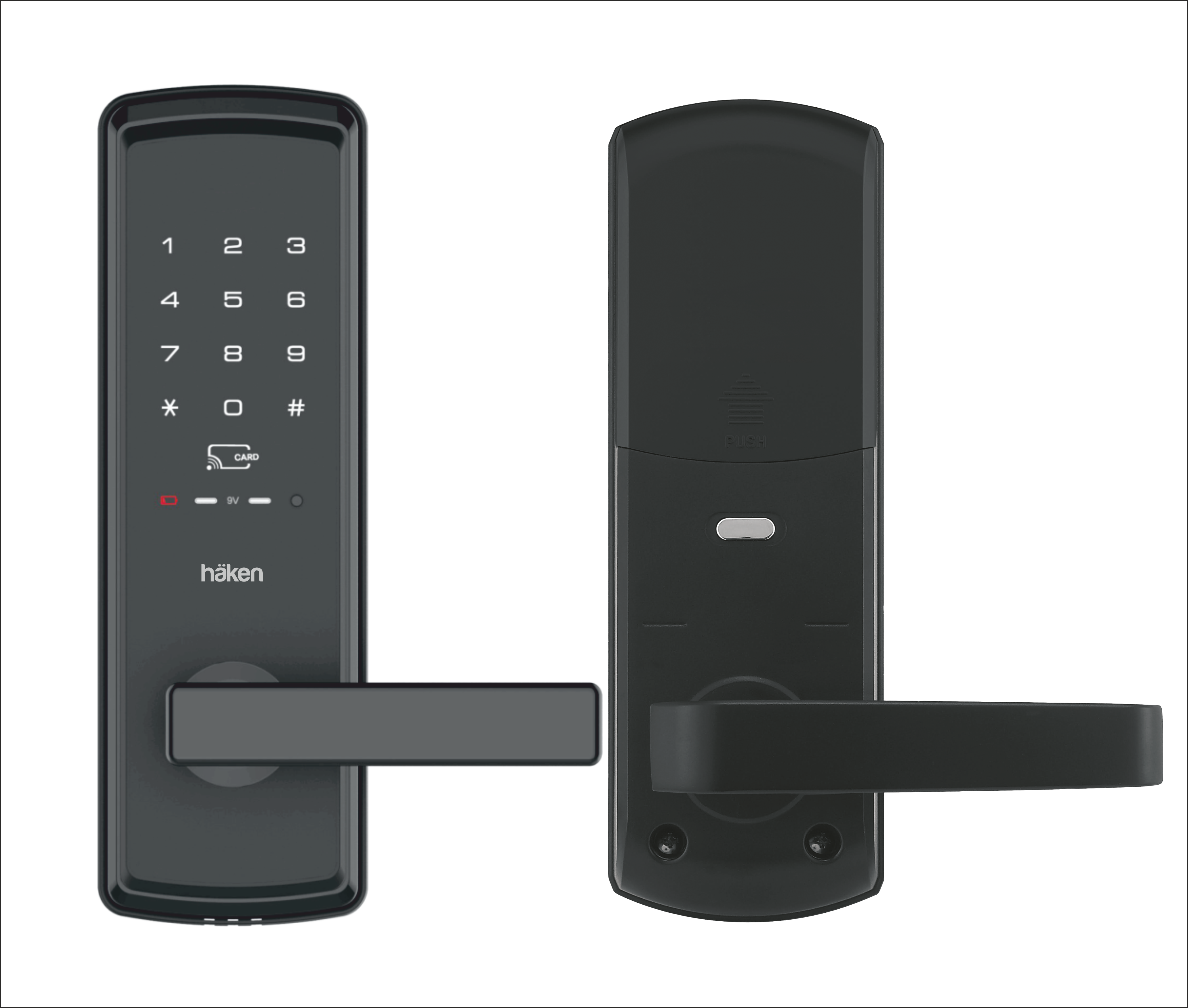 Digital Door Locks- Hdl-M34 3 Way Mortise Lock