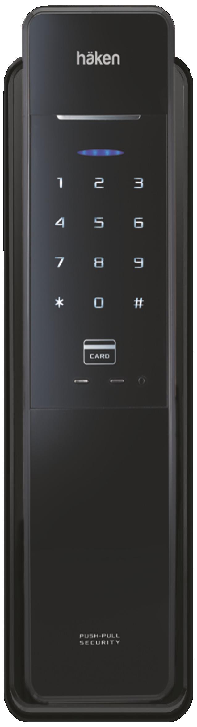 Digital Door Locks Hdl-PP53 Mini Pushpull Lock